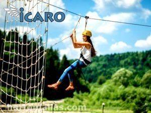 ICARO® Redes Protección Anticaidas, Soporte y Seguridad