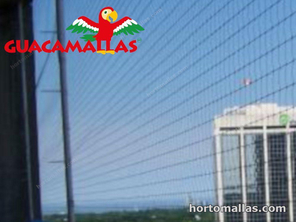 la barrera anti aves mantiene limpio tus balcones libre de residuos