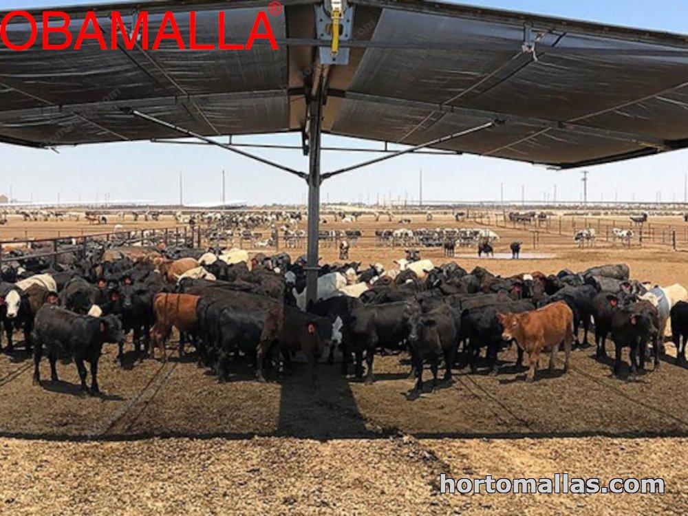 OBAMALLA® shade netting