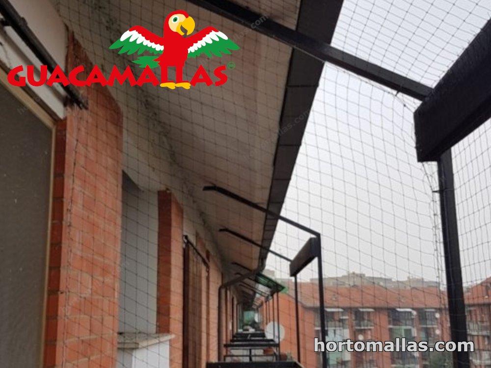 Anti-pigeons netting