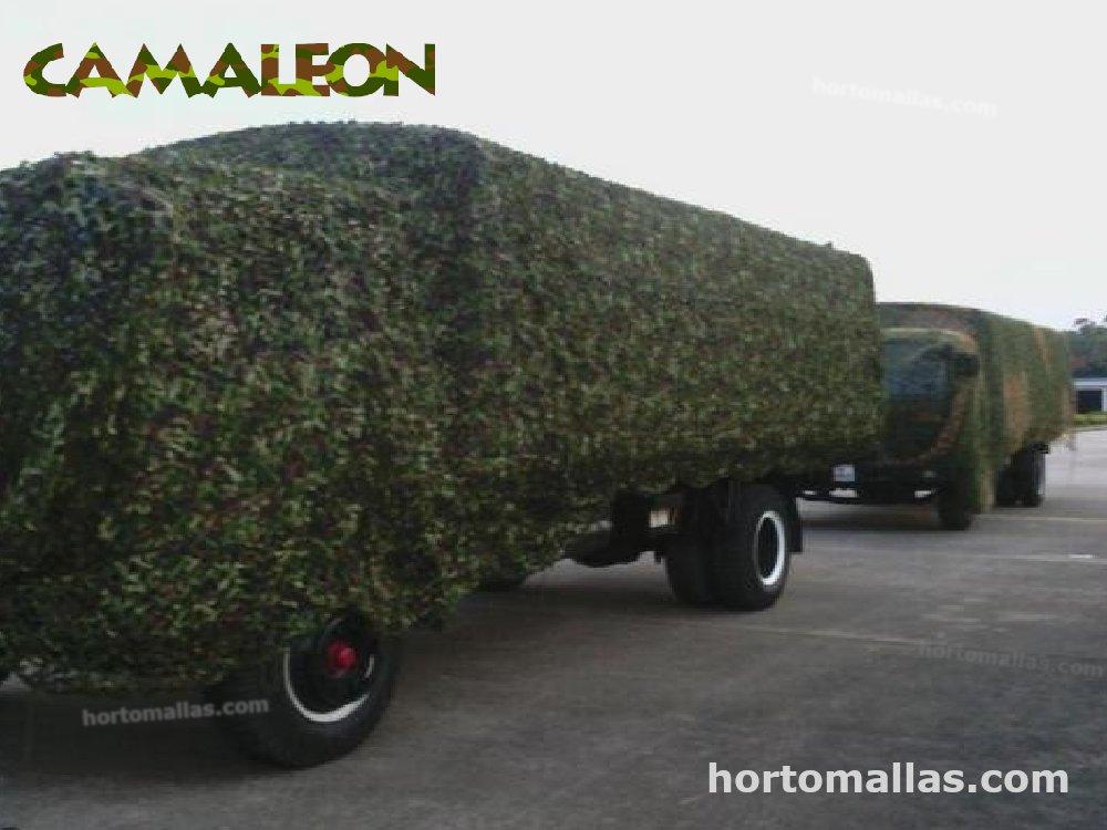CAMALEON® malla militar de montaje fácil