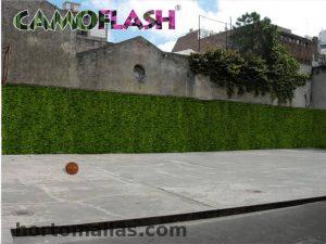 CAMOFLASH Pantalla Decorativa para Areas de Deportes